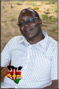 Board of Management: David Mrima